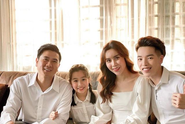 Hậu ly hôn, Lưu Hương Giang hạnh phúc bên Hồ Hoài Anh - Ảnh 1.