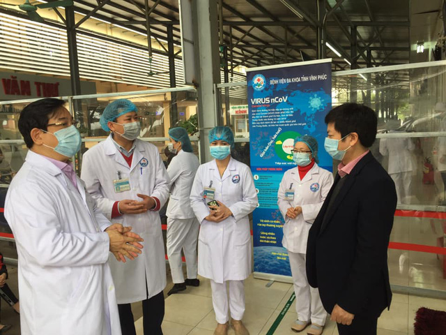 Vĩnh Phúc huy động hơn 150 cán bộ y tế tăng cường cho 13 xã trọng điểm ở Bình Xuyên - Ảnh 4.