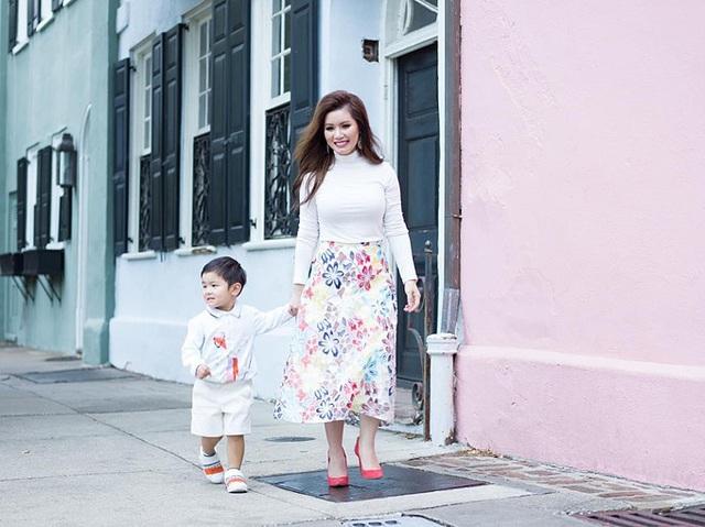 Thủy Tiên -  Đan Trường: Làm vợ nghệ sĩ đôi khi thấy mình như mẹ đơn thân - Ảnh 3.