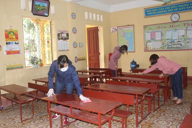 Hải Dương: Học sinh cấp 2, cấp 3 đi học từ thứ Hai tuần sau - Ảnh 3.