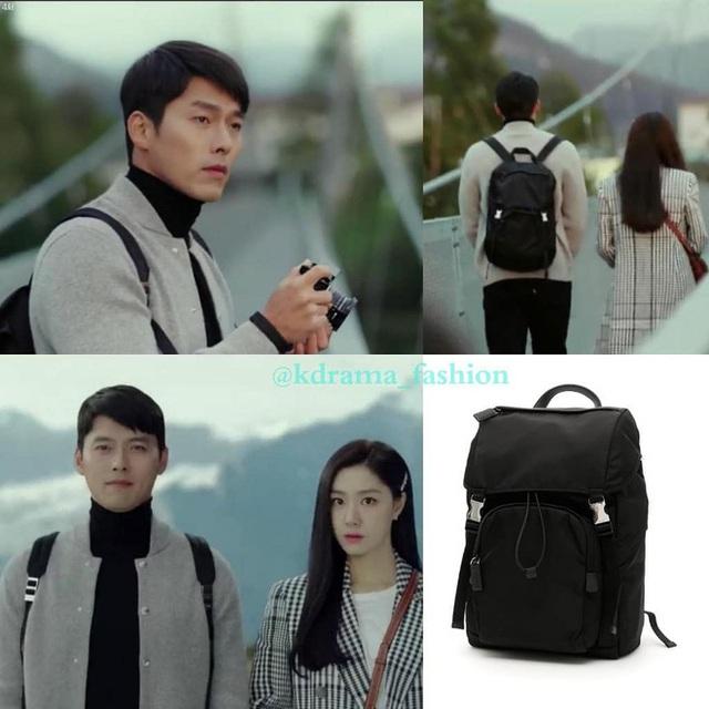 Tủ đồ hiệu của anh quân nhân Hyun Bin trong phim Hạ cánh nơi anh - Ảnh 3.
