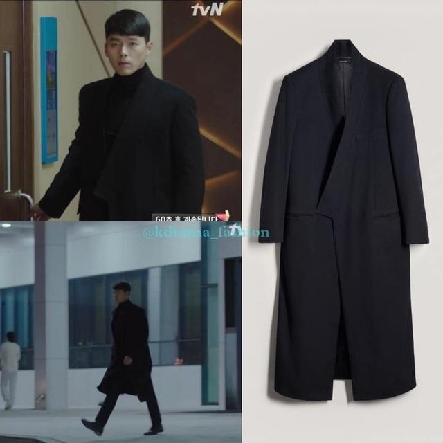 Tủ đồ hiệu của anh quân nhân Hyun Bin trong phim Hạ cánh nơi anh - Ảnh 7.