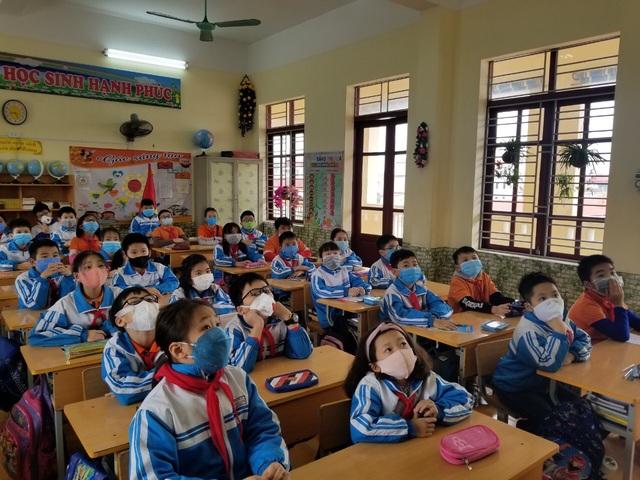 Hải Phòng kéo dài thời gian nghỉ học cho học sinh thêm 1 tuần do dịch bệnh COVID-19 - Ảnh 2.