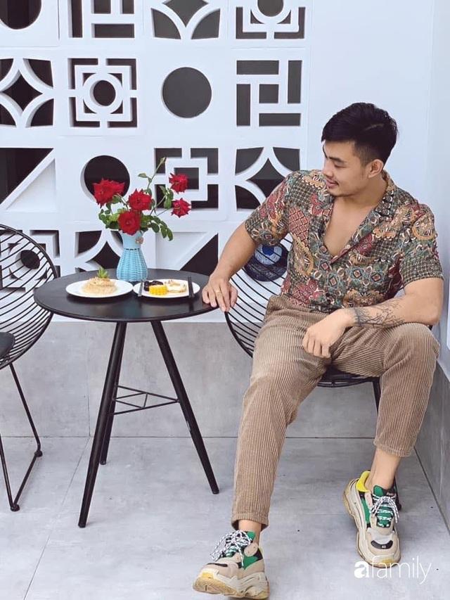 Sau nhiều năm ấp ủ, chàng trai 24 tuổi ở Tây Ninh đã hoàn thành ước mơ với ngôi nhà vườn rộng 147m² đẹp như resort - Ảnh 2.