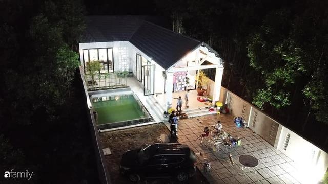 Sau nhiều năm ấp ủ, chàng trai 24 tuổi ở Tây Ninh đã hoàn thành ước mơ với ngôi nhà vườn rộng 147m² đẹp như resort - Ảnh 3.