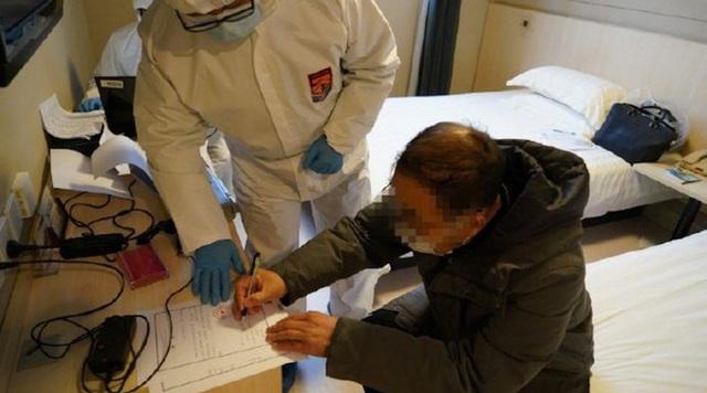 Bệnh nhân Covid-19 vừa ra viện đã vào tù - Ảnh 2.