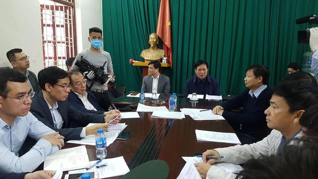Thứ trưởng Bộ Y tế Đỗ Xuân Tuyên: Dịch bệnh ở Vĩnh Phúc vẫn được kiểm soát tốt - Ảnh 2.