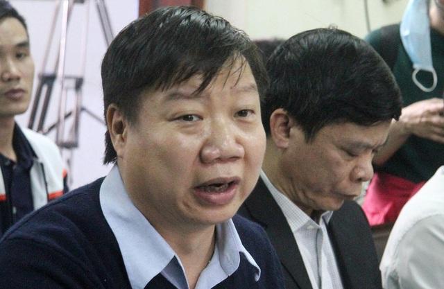 Thứ trưởng Bộ Y tế Đỗ Xuân Tuyên: Dịch bệnh ở Vĩnh Phúc vẫn được kiểm soát tốt - Ảnh 3.
