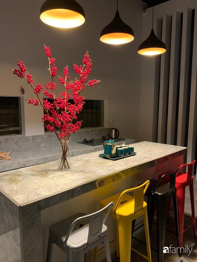 Sau nhiều năm ấp ủ, chàng trai 24 tuổi ở Tây Ninh đã hoàn thành ước mơ với ngôi nhà vườn rộng 147m² đẹp như resort - Ảnh 13.