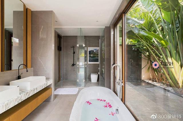Ngôi nhà có kiến trúc theo lối truyền thống được bao quanh bởi khu vườn rộng 1200m² - Ảnh 14.