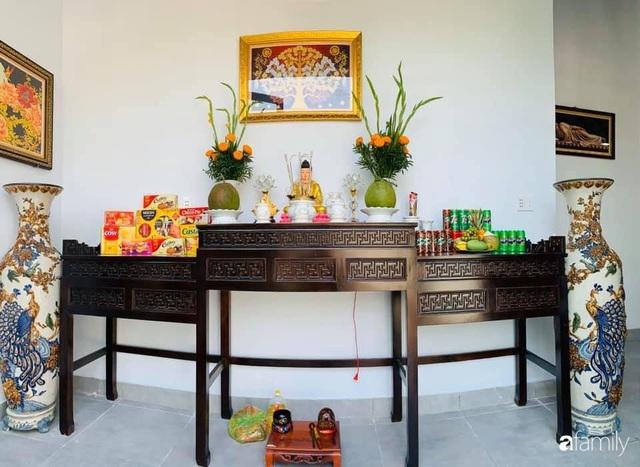 Sau nhiều năm ấp ủ, chàng trai 24 tuổi ở Tây Ninh đã hoàn thành ước mơ với ngôi nhà vườn rộng 147m² đẹp như resort - Ảnh 19.
