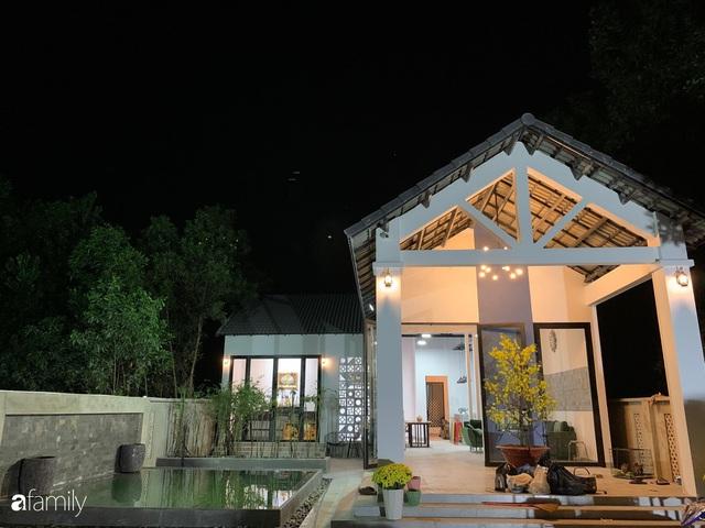 Sau nhiều năm ấp ủ, chàng trai 24 tuổi ở Tây Ninh đã hoàn thành ước mơ với ngôi nhà vườn rộng 147m² đẹp như resort - Ảnh 5.