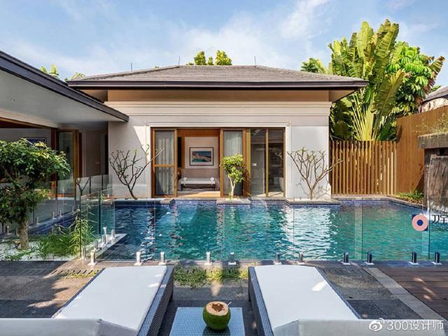 Ngôi nhà có kiến trúc theo lối truyền thống được bao quanh bởi khu vườn rộng 1200m² - Ảnh 5.