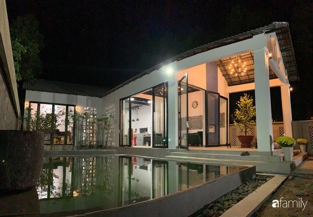 Sau nhiều năm ấp ủ, chàng trai 24 tuổi ở Tây Ninh đã hoàn thành ước mơ với ngôi nhà vườn rộng 147m² đẹp như resort - Ảnh 7.