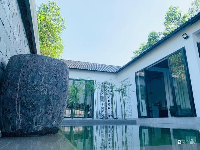 Sau nhiều năm ấp ủ, chàng trai 24 tuổi ở Tây Ninh đã hoàn thành ước mơ với ngôi nhà vườn rộng 147m² đẹp như resort - Ảnh 8.
