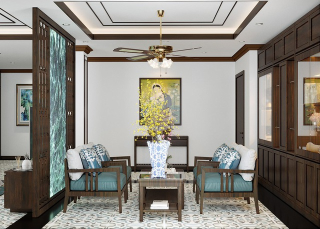 Nhà phố có diện tích khiêm tốn nhưng vẫn đẹp nhờ cách sắp đặt nội thất phong cách đơn giản - Ảnh 6.