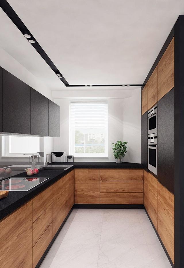Ấn tượng với ngôi nhà 3 tầng có diện tích 70m² được kiến trúc sư tư vấn thiết kế với chi phí 117 triệu đồng - Ảnh 7.