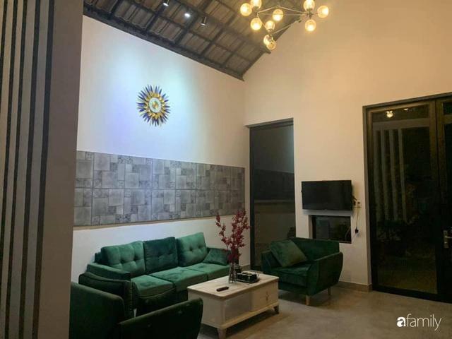 Sau nhiều năm ấp ủ, chàng trai 24 tuổi ở Tây Ninh đã hoàn thành ước mơ với ngôi nhà vườn rộng 147m² đẹp như resort - Ảnh 9.