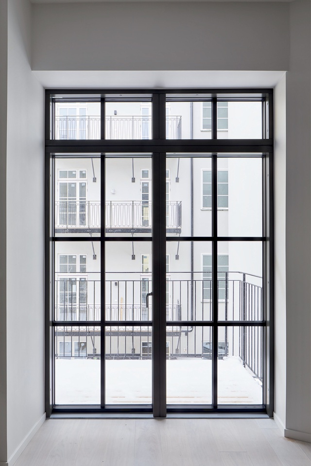 Căn hộ 55m² với thiết kế cực sang chảnh với sắc màu trung tính không bao giờ lỗi mốt - Ảnh 9.
