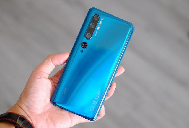 Loạt smartphone có camera 108 chấm  - Ảnh 1.