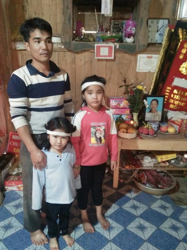 Mẹ đột ngột qua đời để lại 4 đứa trẻ khóc rạc cổ họng vì khát sữa và nhớ mẹ - Ảnh 3.
