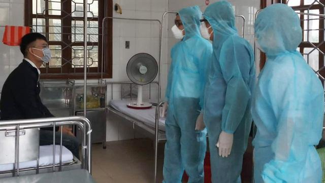 Bệnh nhân trở về từ Vĩnh Phúc âm tính với virus COVID – 19 - Ảnh 2.