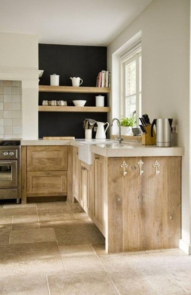 9 ý tưởng thiết kế kệ lưu trữ siêu xinh cho nhà bếp - Ảnh 7.