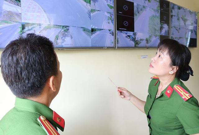 Chân dung nữ Phó giám đốc Công an đầu tiên của Đồng Tháp - Ảnh 2.