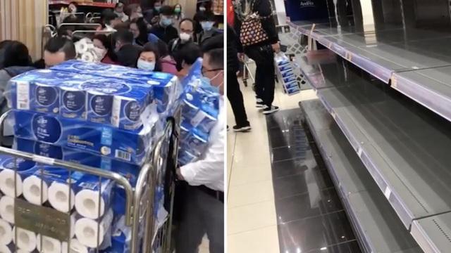 Chuyện lạ thời nay, giấy vệ sinh quý hơn cả hàng hiệu - Ảnh 1.