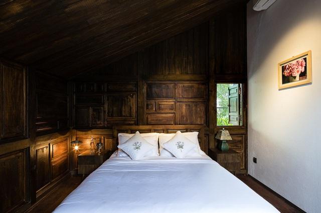 Nhà có phòng ngủ hình tổ chim - Ảnh 10.