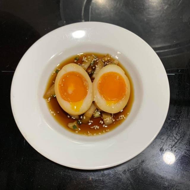 Chị em xôn xao vì món ăn lạ miệng từ trứng, công thức thực ra rất đơn giản - Ảnh 4.