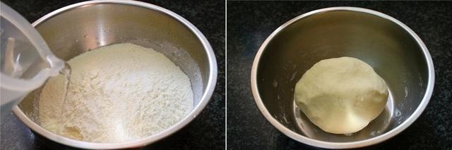 Người Trung Quốc có cách làm bánh rán mặn ngon thần sầu, học ngay công thức thôi! - Ảnh 1.