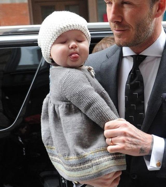 Con gái David Beckham: Sống trong nhung lụa từ thuở bé, lớn lên xinh đẹp hút hồn - Ảnh 1.