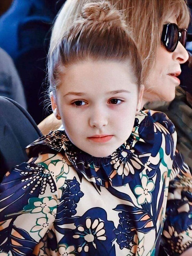 Con gái David Beckham: Sống trong nhung lụa từ thuở bé, lớn lên xinh đẹp hút hồn - Ảnh 11.