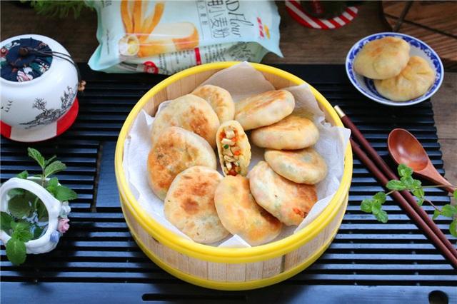 Người Trung Quốc có cách làm bánh rán mặn ngon thần sầu, học ngay công thức thôi! - Ảnh 5.