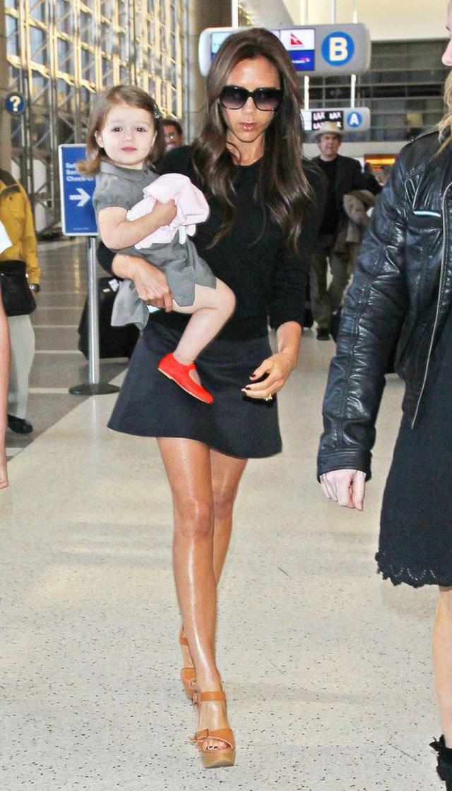 Con gái David Beckham: Sống trong nhung lụa từ thuở bé, lớn lên xinh đẹp hút hồn - Ảnh 6.