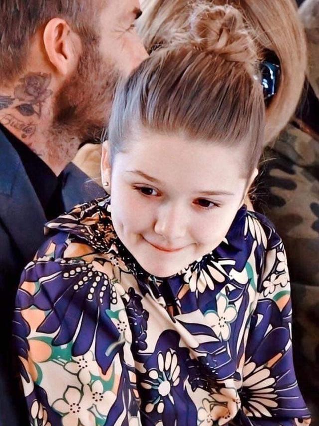 Con gái David Beckham: Sống trong nhung lụa từ thuở bé, lớn lên xinh đẹp hút hồn - Ảnh 10.