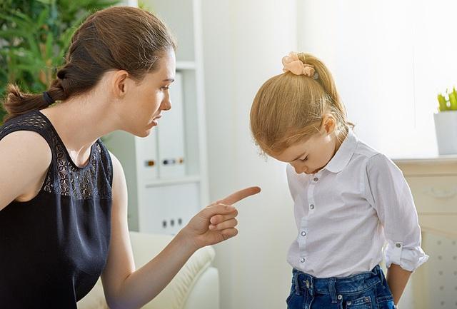 Những câu không nên nói với trẻ khi tức giận  - Ảnh 1.