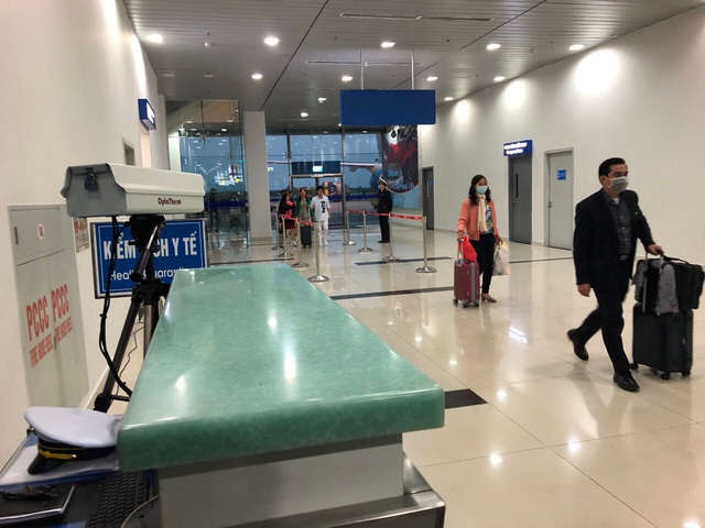 Hải Phòng cách ly 5 trường hợp từ Hàn Quốc về, có người ở tâm dịch Deagu - Ảnh 3.