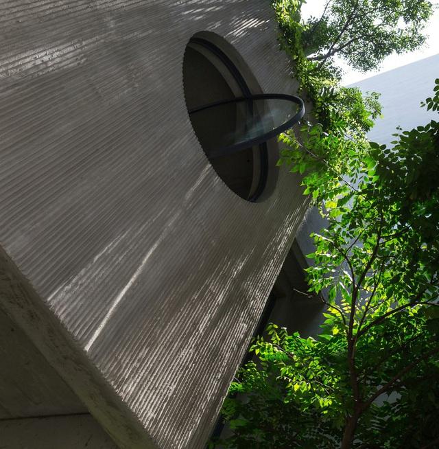 Ngôi nhà ống đẹp dịu dàng lấy cảm hứng từ những ngôi nhà truyền thống cũ của Hà Nội - Ảnh 2.