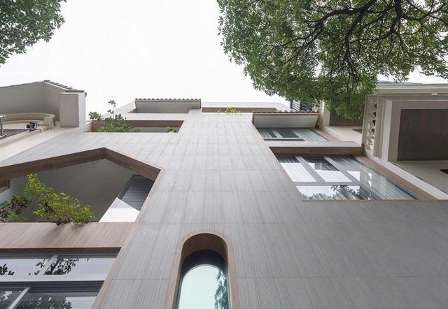 Căn nhà chứa cả một con phố ở Nam Định - Ảnh 2.