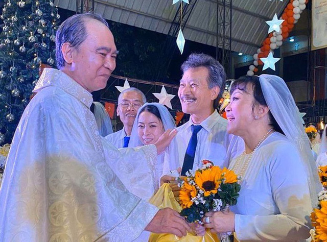 Tuổi 63, danh ca Hương Lan cưới chồng kỹ sư hàng không - Ảnh 2.