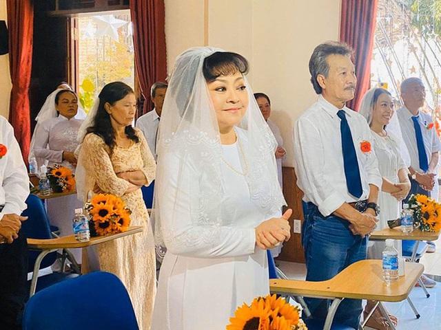 Tuổi 63, danh ca Hương Lan cưới chồng kỹ sư hàng không - Ảnh 5.