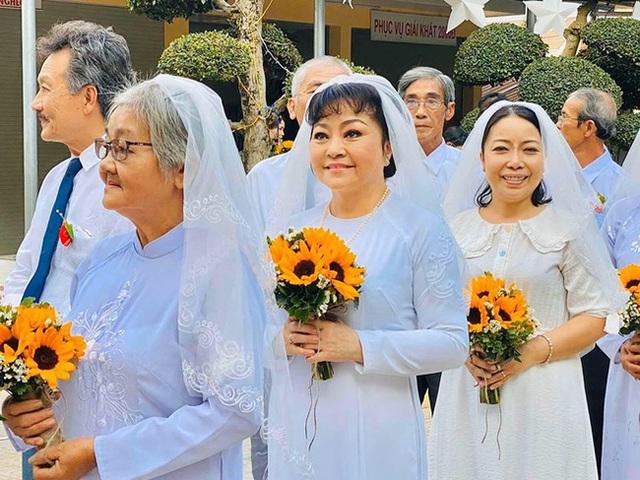 Tuổi 63, danh ca Hương Lan cưới chồng kỹ sư hàng không - Ảnh 6.