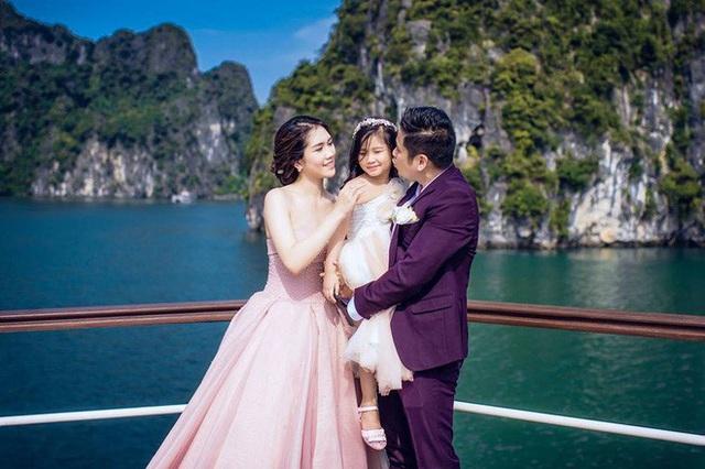 Minh Tiệp - Thùy Dương: Hôn nhân bền lâu nhờ tình yêu dành cho gia đình nhỏ - Ảnh 2.