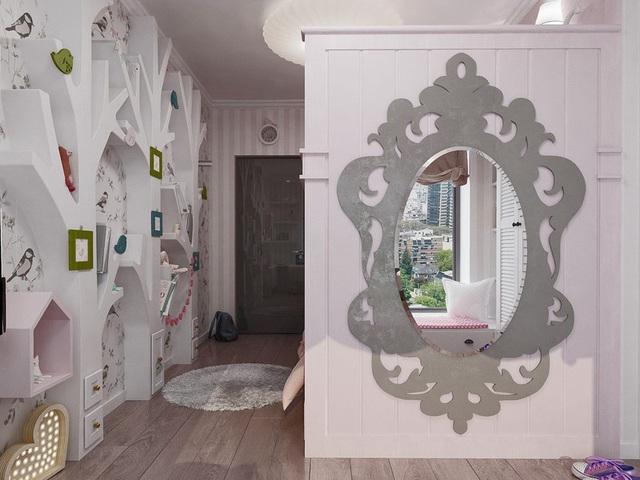 Phòng ngủ sáng tạo khiến cả bé và bố mẹ đều mê - Ảnh 8.