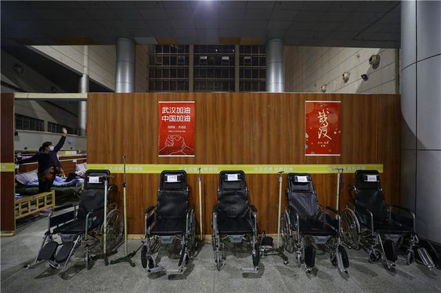 Cuộc sống tại bệnh viện dã chiến Vũ Hán - Ảnh 12.