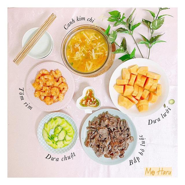 Ngồi suốt trong nhà để tránh dịch, mẹ đảm ở Nhật vẫn có bữa ăn cơm ngon cho chồng khiến chị em xuýt xoa thán phục - Ảnh 3.
