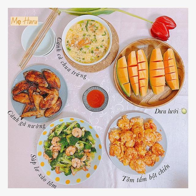 Ngồi suốt trong nhà để tránh dịch, mẹ đảm ở Nhật vẫn có bữa ăn cơm ngon cho chồng khiến chị em xuýt xoa thán phục - Ảnh 4.