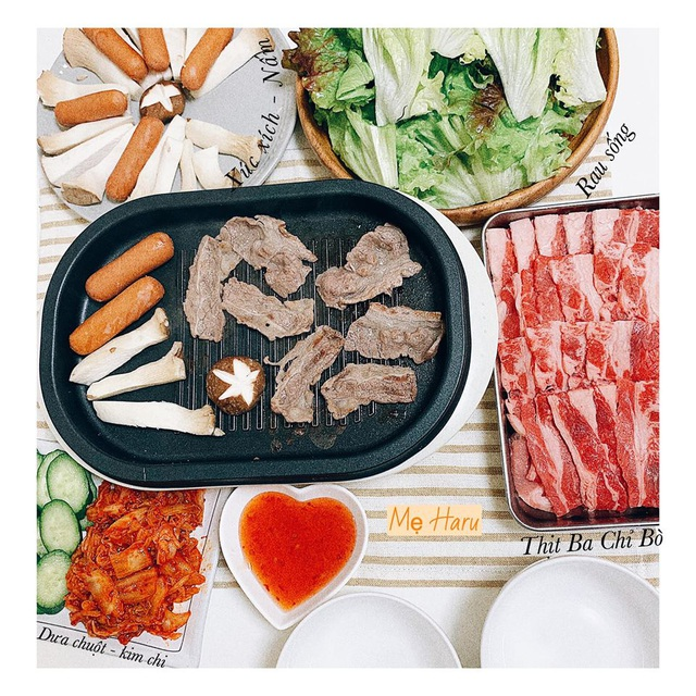 Ngồi suốt trong nhà để tránh dịch, mẹ đảm ở Nhật vẫn có bữa ăn cơm ngon cho chồng khiến chị em xuýt xoa thán phục - Ảnh 5.